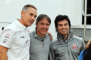 Whitmarsh pushed for Marussia seat for Kovalainen