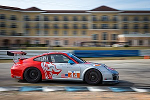 Flying Lizard successfully completes Sebring winter testing