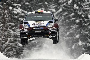 Podium finish for home hero Ostberg in Rally Sweden