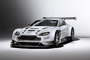 Create the next Aston Martin GT3 livery for TRG-AMR North America