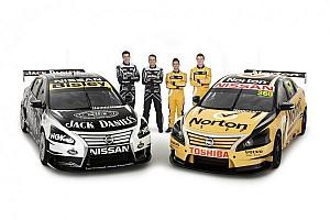 Nissan Motorsport unveils four-car factory V8 Supercar team