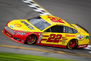 Joey Logano prepared for first start in Penske Ford at Daytona Unlimited