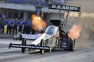 Schumacher, Beckman, Edwards fastest on Friday in Pomona