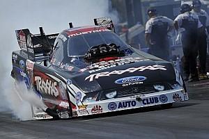 Force, Schumacher, Edwards top qualifiers at Pomona