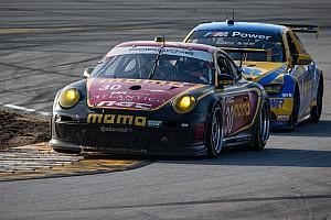 MOMO NGT discovers reason for Daytona 24H retirement