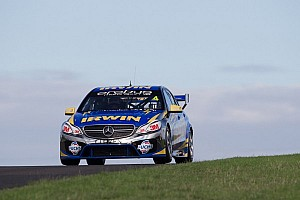 Holdsworth is ready for AMG Mercedes-Benz debut at Clipsal 500 - Video