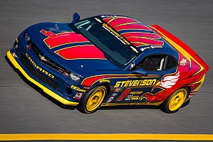 Stevenson Motorsports takes 10th in CTSCC at Texas