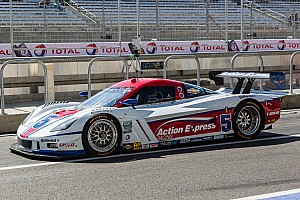Mixed fortunes for Action Express Racing in Texas