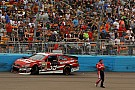 Tire failures end Newman's day prematurely at PIR