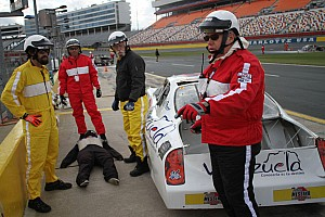 Charlotte Motor Speedway hosted annual safety training program