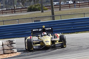 Graham Rahal on St. Pete circuit: It's a very demanding track