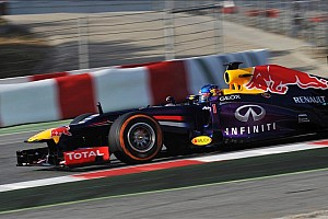 Two second gap makes Red Bull 'worried' - Surer