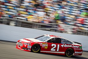 Wood Brothers Racing lines up 36th at Vegas 400 due to weather