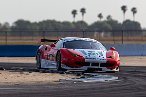 Alex Job Racing prepared for Sebring 12H