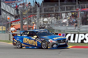 Albert Park event crucial in IRWIN Racing Supercar development - video