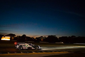 Di Grassi, Audi lead with two hours to go at Sebring