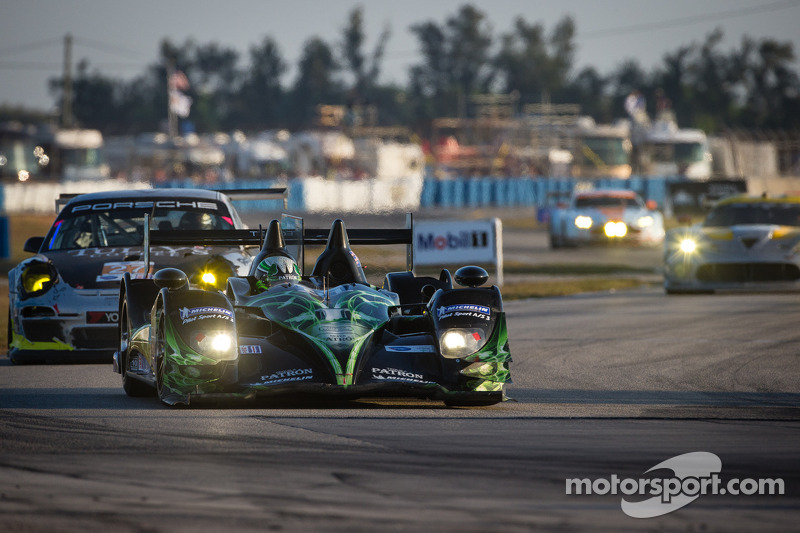 ESM finishes fourth and fifth at Sebring