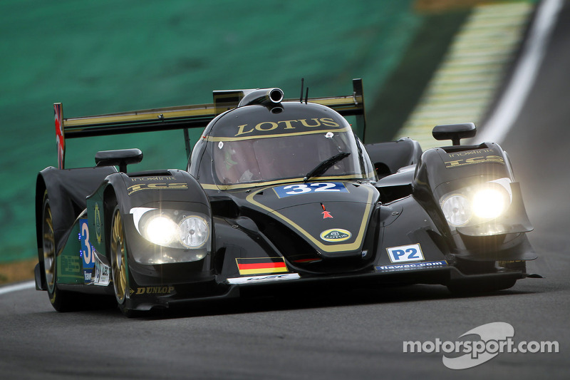 Dominik Kraihamer will race with Lotus LMP2