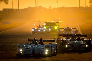 Ende just misses podium in Sebring