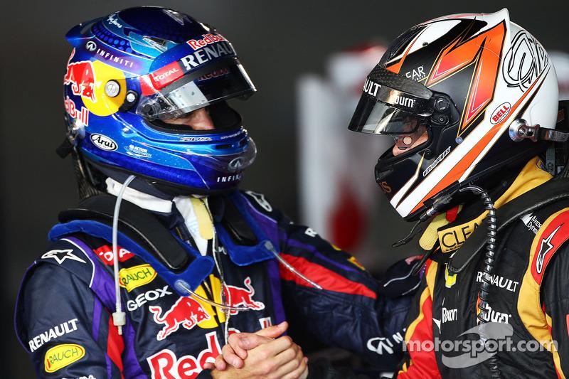 Renault Sport prepared for the Malaysian Grand Prix