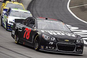 Kurt Busch heading to Fontana for another win