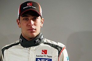 Tester Frijns to focus on Sauber test role