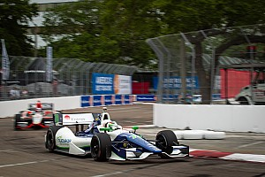 Chevrolet-powered drivers top opening day at St. Petersburg