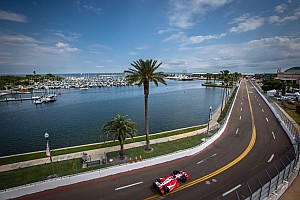 Wilson and Beatriz ended qualifying 13th and 18th for St. Pete race