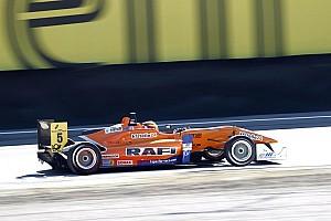 Pascal Wehrlein wins rain race 2 at Monza