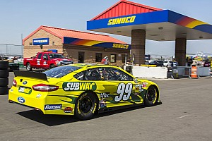 Edwards and Biffle put top-Five finish in California