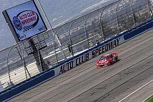 Top-five finish for Kurt Busch at Fontana 400