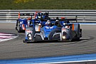 Chatin and Hirsch form the third ORECA-FLM 09 driver line-up
