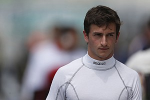 Richelmi's comment after the GP at Sepang in GP2