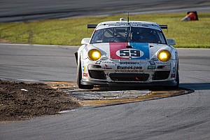 Brumos team takes on extra challenge at Barber Motorsports Park