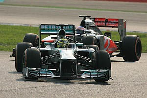 Rivals expect to push Red Bull in 2013