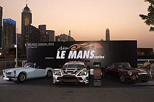 Asian Le Mans Series streamlines on teams' advice