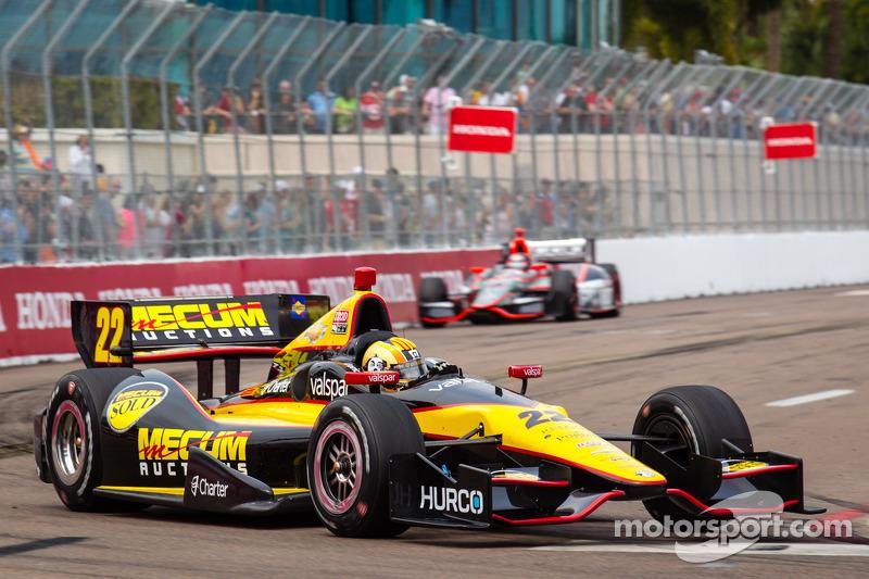 Servia and Panther DRR excited for return to Barber Motorsport Park