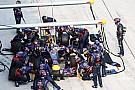 Three teams beat old McLaren pitstop record