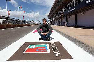 Nash prepares for Moroccan races