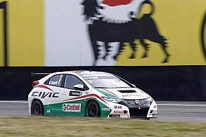 Tarquini gives Honda their first-ever WTCC pole during qualifying in Morocco