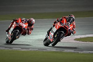 Dovizioso, Hayden seventh and eighth in Qatar Grand Prix