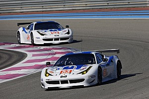 Montecalvo and Jeannette ready for Ram Racing ELMS debut