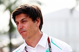 Mercedes must win a title soon - Wolff