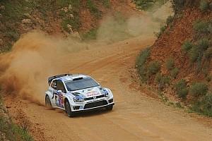 Ogier holds slender lead in first leg of Rally Portugal