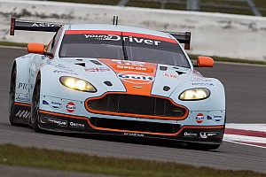Aston Martin celebrates double victory at Silverstone