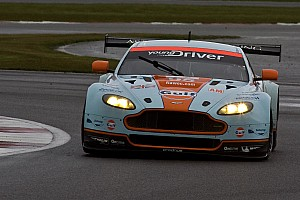 Young Driver AMR claims GTE-Am-class win at Silverstone