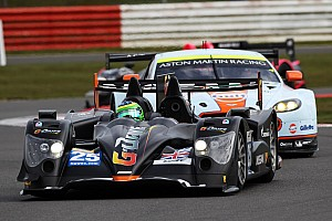 Victory for the G-Drive Racing by Delta-ADR ORECA 03 at Silverstone