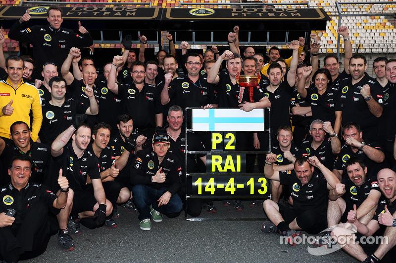 Lotus plays down Raikkonen exit rumours