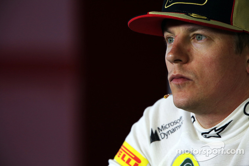 Lotus heading to Bahrain in a positive mood