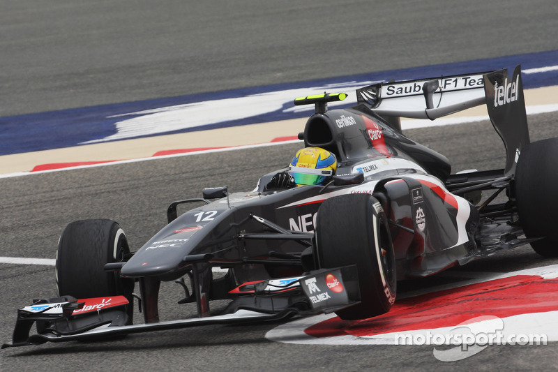 Difficult qualifying for Sauber F1 Team at Bahrain